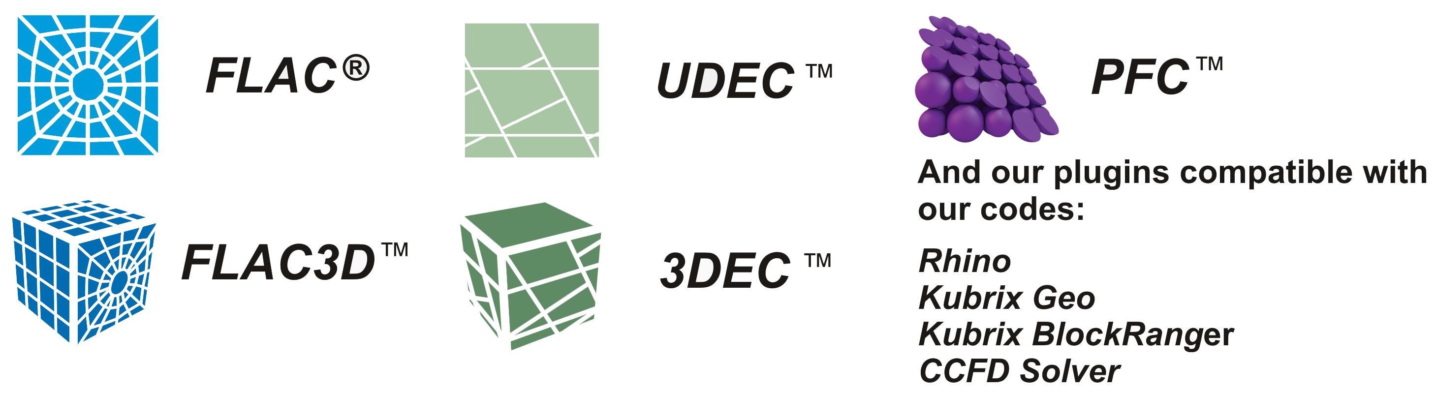 انجام پروه با نرم افزار 3DEC