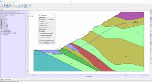 تحلیل پایداری شیب در نرم افزار فلک (FLAC)